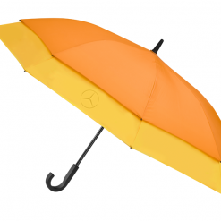Umbrella, Stretch, Orange/Yellow