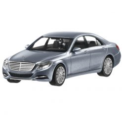 S-Class, Saloon, Silver